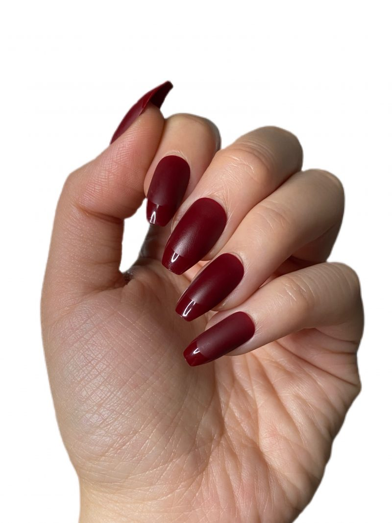 fever nail hands